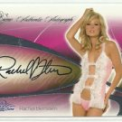 2008 Rachel Bernstein Benchwarmer Signature Series Autograph Signature Auto
