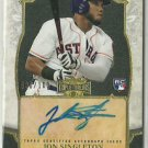 2014 Jon Singleton Topps Triple Threads Rookie Autographs 30/100 Houston Astros