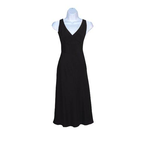 NWT J CREW BLACK SOPHIA SHORT SILK  LITTLE BLACK DRESS size 4P P4