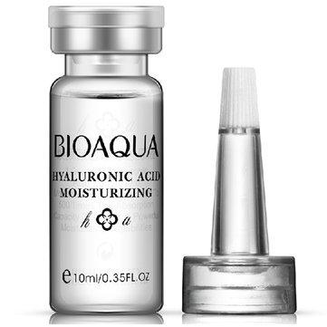 Hyaluronic Acid Liquid Anti Aging Moisturizing Smoothing Essence Original Fluid Essential Oil