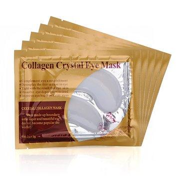 15 pairs Collagen Crystal Eye Mask Anti Wrinkle Bags