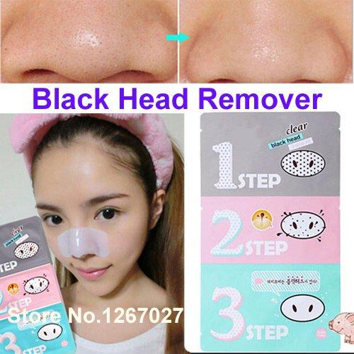 Holika Pig Nose Stick Contractive Pore Removal Blackheads Trilogy