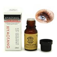 Chinese Herbal Medicine Eyelash Enhancer Eyebrow Hair Growth Liquid Serum