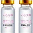 2pcs CUCNZN Pure Hyaluronic Acid Liquid Essence Essential Oil Face Skin Care Lotion