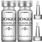 2pcs Hyaluronic Acid Liquid Essence Essential Oil Moisturizing Anti Aging Smoothing Original Fluid