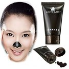 EULER'S QUEEN Black Facial Peel Off Mask Blackhead Acne Remover Deep Cleansing 60g