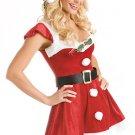 Christmas Costume Red Costume