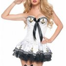 Sultry Lady Sailor Costume