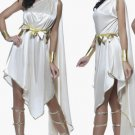 White Greek Goddess Costume
