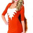 Fox Style Fancy Halloween Dress Costume