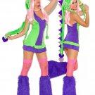 Dino Doll Monster Costume