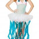 Luxury Jellyfish Costume Dress