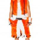 Furry Fox Style Men's Costume
