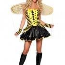 Stunning Honey Bee Costume