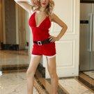 Santa's Jingle Bell Romper