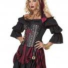 Punk Pirate Halloween Costume