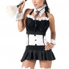 Sexy Maid Lingerie Costume
