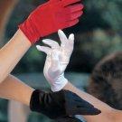 Satin Wrist Glove