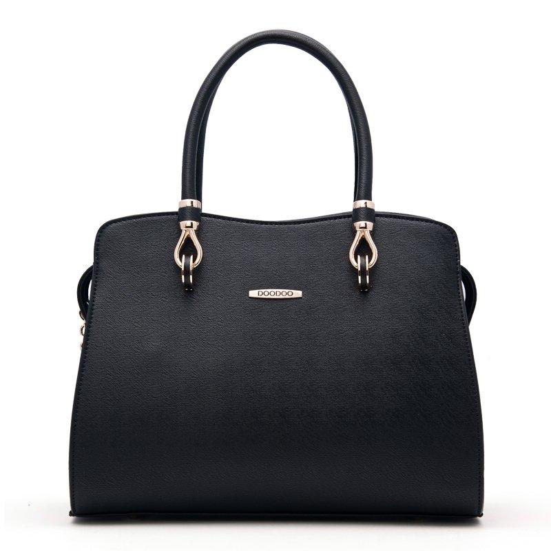 PU Shoulder Bags Top-Handle Handbag Tote