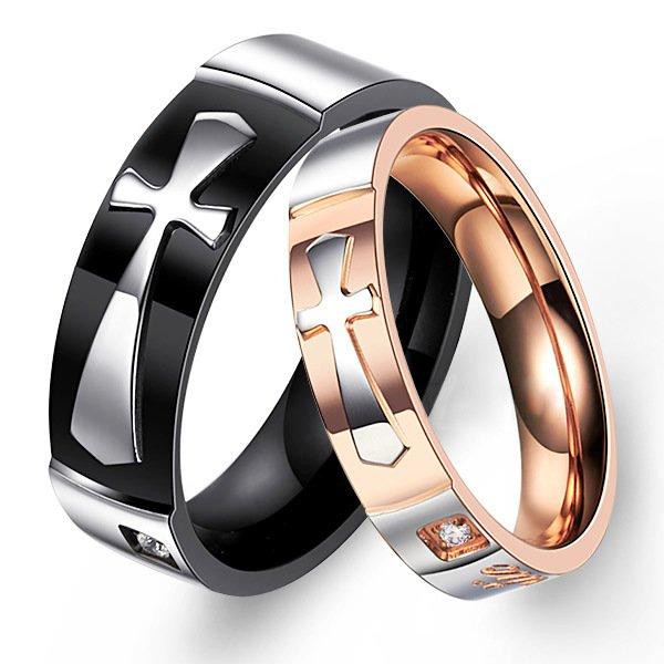 Diamond Couples Rings