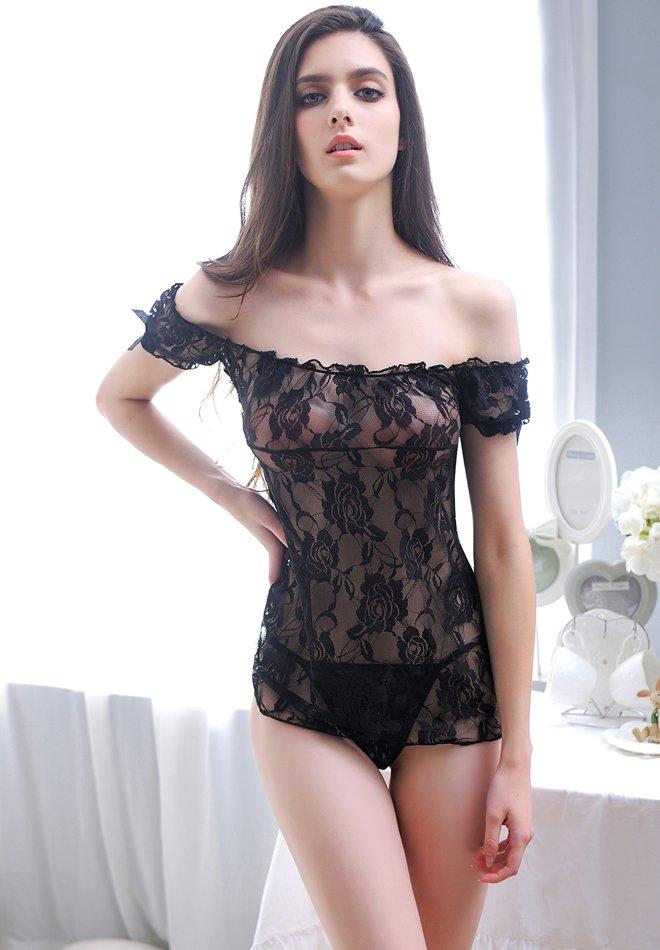 Transparent Sexy Lingerie