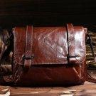Men's Leather Crossbody Bag