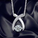 Necklace Women Crystal Jewelry Clavicle Chain