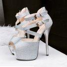Frosting Platform Sandals