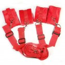 Bed Bondage Cuffs Restraints Kits
