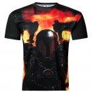 3D Printing Casual Tops T Shirt For Men