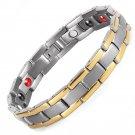 Blood Circulation Bracelet | Mens Titanium Bracelet