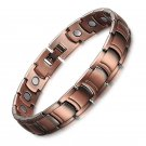 Armor-Protect Health Best Magnetic Therapy Copper Blood Circulation Bracelets