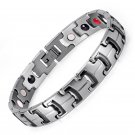 Prevent Allergy 316L Stainless Steel Bio Magnetic Therapy Bracelet for Health