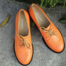 Vintage Style Hollow Out Shoes