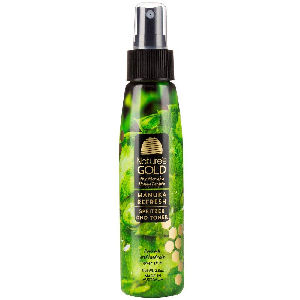Manuka Honey Active Skin Refresher and Face Toner