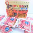 Ten Hard Days 1 Box – 6 Capsules 4500mg