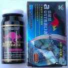 2 Bottles Ultra Kangaroo Libido 20 Pills