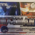 MME - MaxMan 40% Naturally Penis enlargement 6 Capsules