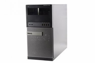 OEM Genuine Dell OptiPlex 990 MT Barebone Chassis Motherboard PSU Fan And Caddy