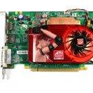 OEM Genuine Dell ATI Radeon HD 3650 256MB DDR3 PCI-E x16 HDMI Video Card K629C