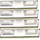 16GB Hynix (4x4GB) PC2-5300 DDR2-667MHz ECC 240Pin DIMM HYMP351F72AMP4N3-Y5-AC-A