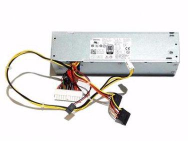 Dell 3WN11 2TXYM 592JG J50TW Optiplex 790 240W SFF Desktop Power Supply Tested