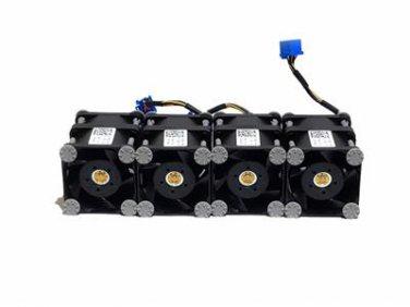 4x OEM Genuine Dell PowerEdge R320 R420 Server System Cooling fan Assembly G8KHX