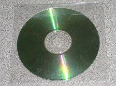 100 Polypropylene CD / DVD SLEEVES w/ FLAP - PSP80