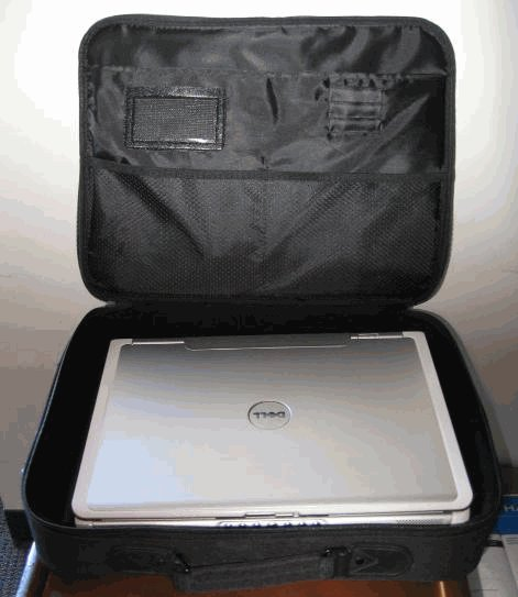 NEW LAPTOP CARRYING CASE - JS75