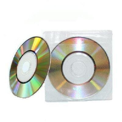 1000 PRODISC MINI CDR's SILVER/SILVER, 22MIN, 32X - 22R32SNP100B/JS28