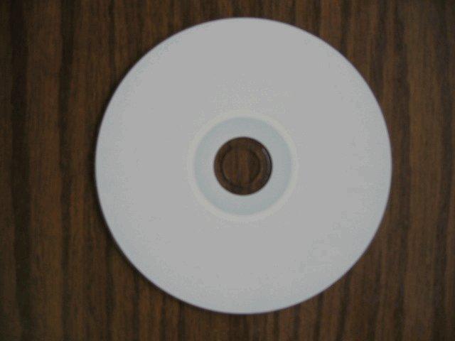 100 PRODISC CDRs, WHITE INKJET HUB PRINTABLE, 80MIN