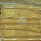 Jewel Case Trays - Turn Single CD Case Into Double CD Case!  Set of 100 Trays