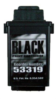 BLACK INKJET CARTRIDGE SIGNATURE III/IV/PRO/Z6 SIG53319