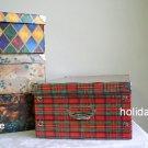 12 LARGE STORAGE BOXES, LOVE PATTERN - LAST ONES LEFT!